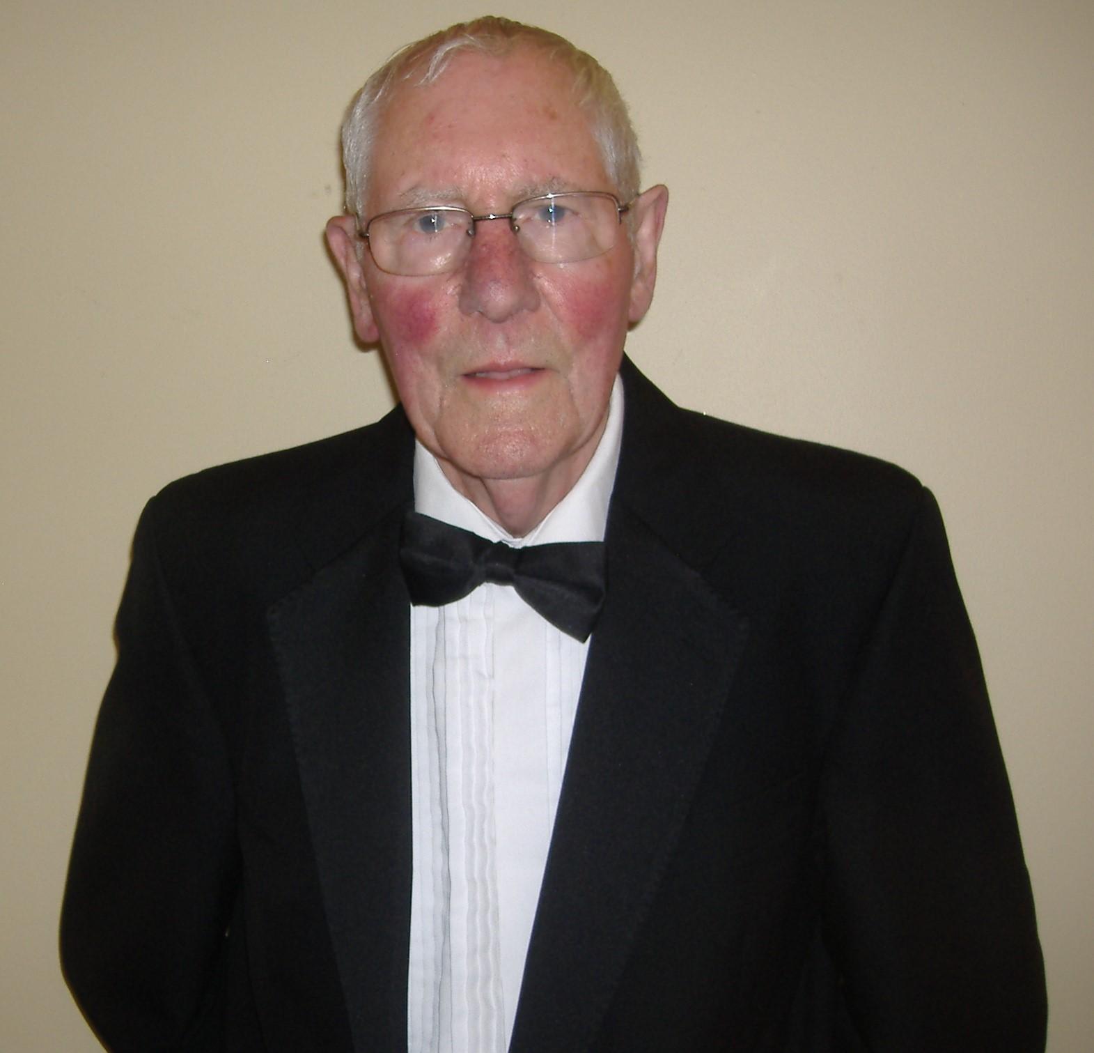 John Sinfield FIConstM
